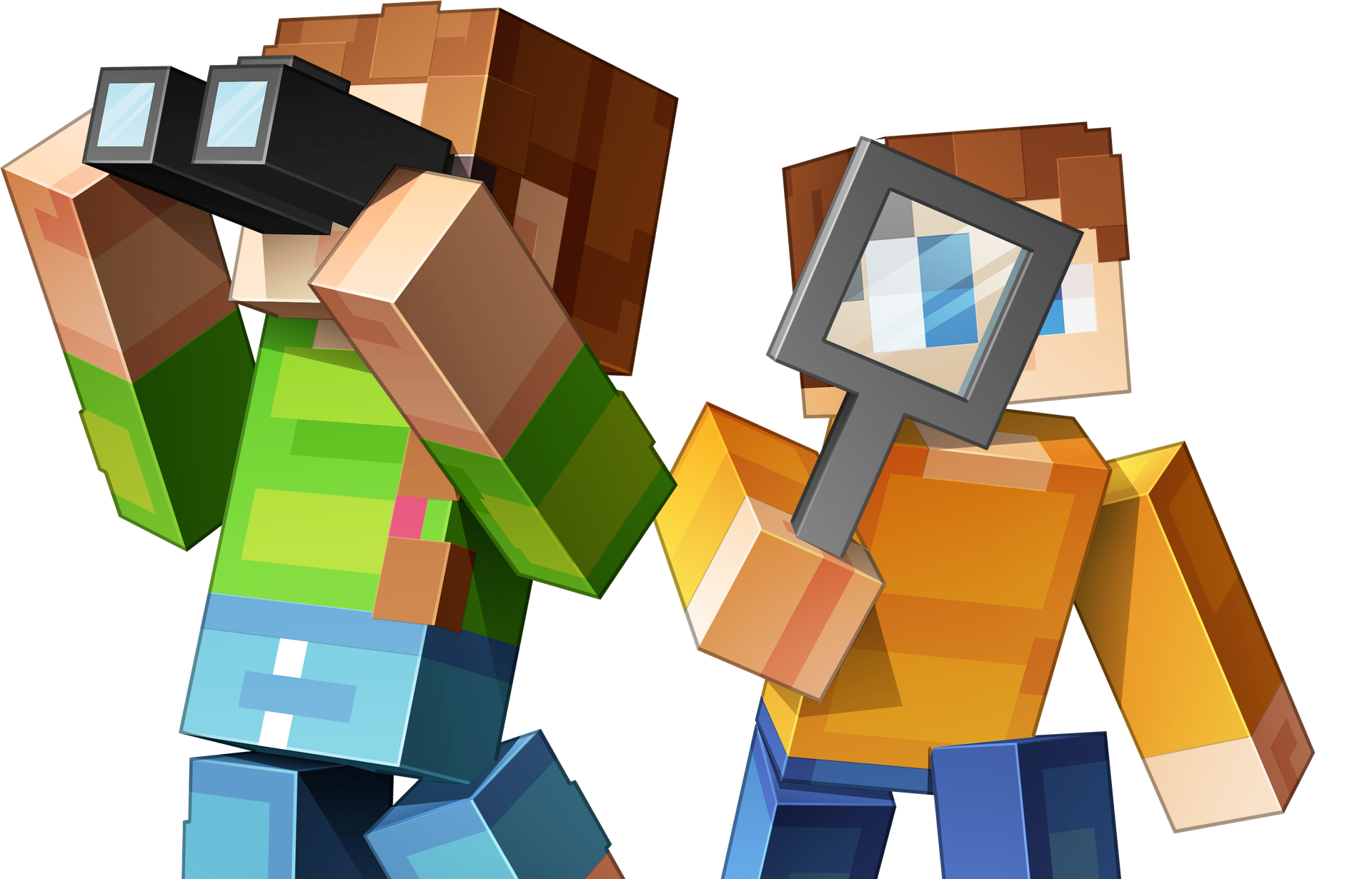 Discover new interesting servers together with your friends in Minecraft with the Essential Mod.